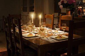Comedor de madera de cedro | Tipos, modelos y más